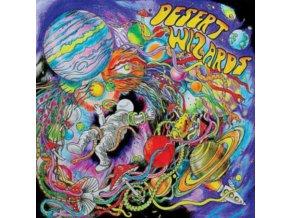 DESERT WIZARDS - Beyond The Gates Of Cosmic (LP)