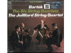 JULLIARD STRING QUARTET - Bartok: Six String Quartets (180G) (LP)
