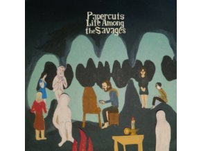 PAPERCUTS - Life Among The Savages (LP)