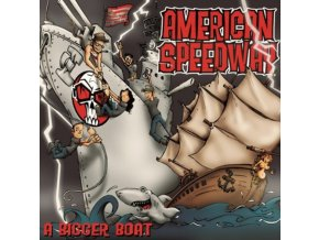 AMERICAN SPEEDWAY - Bigger Boat (LP)