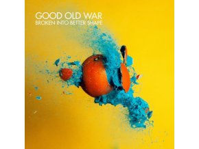 GOOD OLD WAR - Broken Into Better Shape (Incl Download Card) (LP)