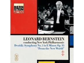 LEONARD BERNSTEIN - Dvorak: Symphony n. 9 - New World (LP)