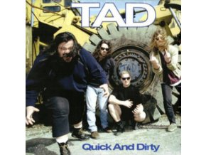 TAD - Quick And Dirty (LP)
