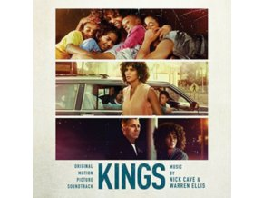 NICK CAVE / WARREN ELLIS - Kings - Original Soundtrack (LP)