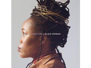 """QUEEN IFRICA - Black Woman (7"""" Vinyl)"""