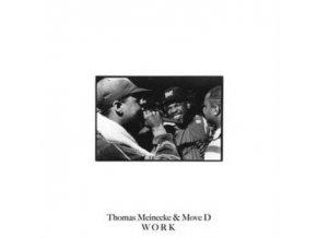 "THOMAS MEINECKE & MOVE D - Work (12"" Vinyl)"