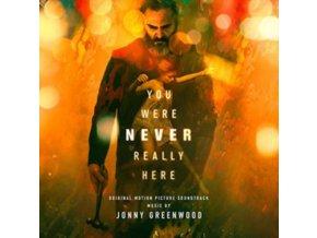JONNY GREENWOOD - You Were Never Really Here - OST (Coloured Vinyl) (LP)