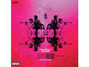 R+R EQUALS NOW - Collagically Speaking (LP)
