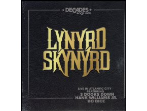 LYNYRD SKYNYRD - Live In Atlantic City (LP)