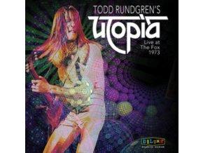 TODD RUNDGREN - Todd Rungrens Utopia Live At The Fox Theater 1973 (LP)
