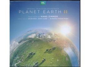 ORIGINAL TV SOUNDTRACK / HANS ZIMMER - Planet Earth II (Deluxe Edition) (LP + CD)