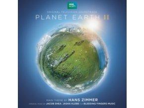 ORIGINAL TV SOUNDTRACK / HANS ZIMMER - Planet Earth II (LP)