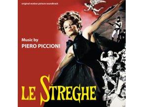PIERO PICCIONI - Le Streghe (LP)