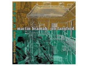 "JON LANGFORD / MARTIN BRAMAH - Worm In Your Ear / Stone Tumbling Stream (Fast Version) (7"" Vinyl)"