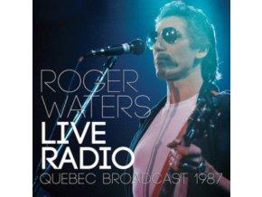 ROGER WATERS - Live Radio - Quebec Broadcast 1987 (LP)
