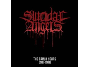 SUICIDAL ANGELS - The Early Years (Red Vinyl) (LP)