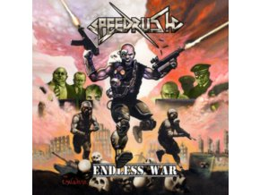 SPEEDRUSH - Endless War (LP)