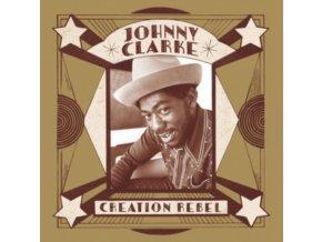 JOHNNY CLARKE - Creation Rebel (LP)