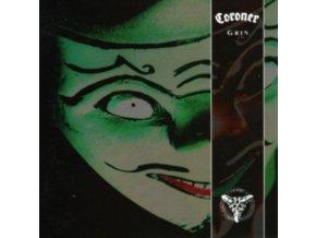 CORONER - Grin (LP)