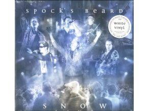 SPOCKS BEARD - Snow: Live (3Lp/White Vinyl) (LP)