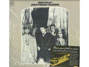 BOB DYLAN - John Wesley Harding (Mono Edition) (LP)