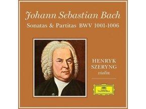 HENRYK SZERYNG - J.S. Bach: Sonata (LP)