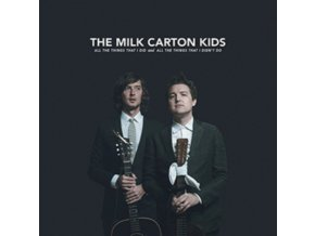 MILK CARTON KIDS - All The Things That I Did And All The Things That I Didnt Do (LP)