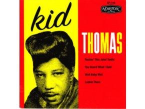 """KID THOMAS - Rockin This Joint Tonight (7"""" Vinyl)"""