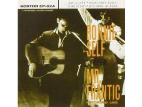 "RONNIE SELF - Mr. Frantic (7"" Vinyl)"