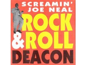 """SCREAMIN JOE NEAL - Rock + Roll Deacon (7"""" Vinyl)"""