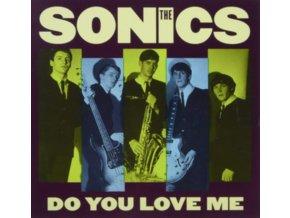 """SONICS - Do You Love Me / Money (7"""" Vinyl)"""