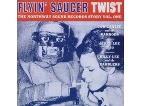 "VARIOUS ARTISTS - Flyin Saucer Twist: Northway Sound Records Story (7"" Vinyl)"