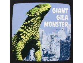 """VARIOUS ARTISTS - Giant Gila Monster Vol. 1 (7"""" Vinyl)"""