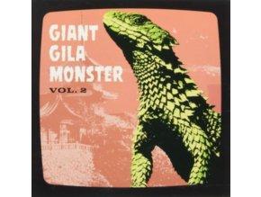 """VARIOUS ARTISTS - Giant Gila Monster Vol. 2 (7"""" Vinyl)"""