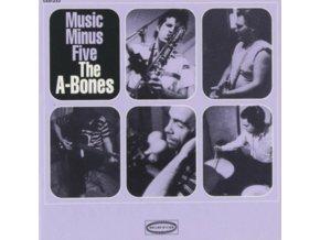 A-BONES - Music Minus Five (LP)