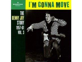 BENNY JOY - Im Gonna Move (Vol. 3) (LP)