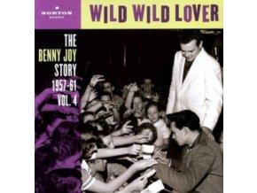 BENNY JOY - Wild Wild Lover (Vol. 4) (LP)