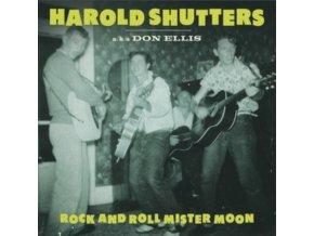 HAROLD SHUTTERS - Rock N Roll Mister Moon (LP)