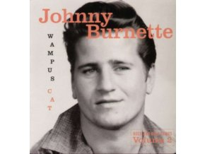 JOHNNY BURNETTE - Wampus Cat (R&R Demos Vol. 2) (LP)