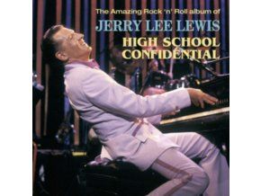 JERRY LEE LEWIS - High School Confidential (LP)