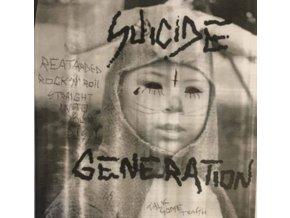 SUICIDE GENERATION - 1St Suicide LP (LP)
