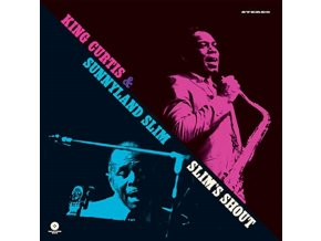 KING CURTIS & SUNNYLAND SLIM - King Curtis & Sunnyland Slim (Limited Edition) (LP)