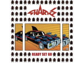 SHARKS - Ready Set Go (LP)