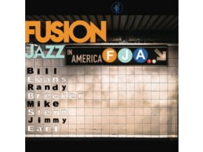 VARIOUS ARTISTS - Fusion Jazz In America (LP)