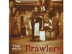 TOM WAITS - Brawlers (Remastered Edition) (LP)