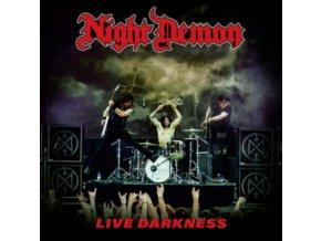 NIGHT DEMON - Live Darkness (LP + CD)