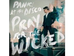 PANIC AT THE DISCO - Pray For The Wicked (LP)