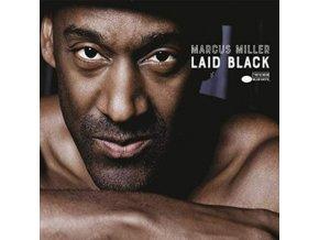 MARCUS MILLER - Laid Black (LP)