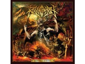 REVOCATION - Existence Is Futile (LP)