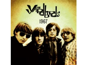 YARDBIRDS - Live In Stockholm & Offenbach - 1967 (LP)